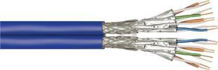 Goobay® Cat7a+ DuplexVerlegekabel S/FTP 1200Mhz CPR 500m