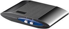 Manuelle DVI Umschaltbox 2:1 für 2 Endgeräte / Goobay®
