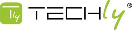 TECHly® HDMI mit Ethernetkabel auf HDMI Micro D schwarz 1m